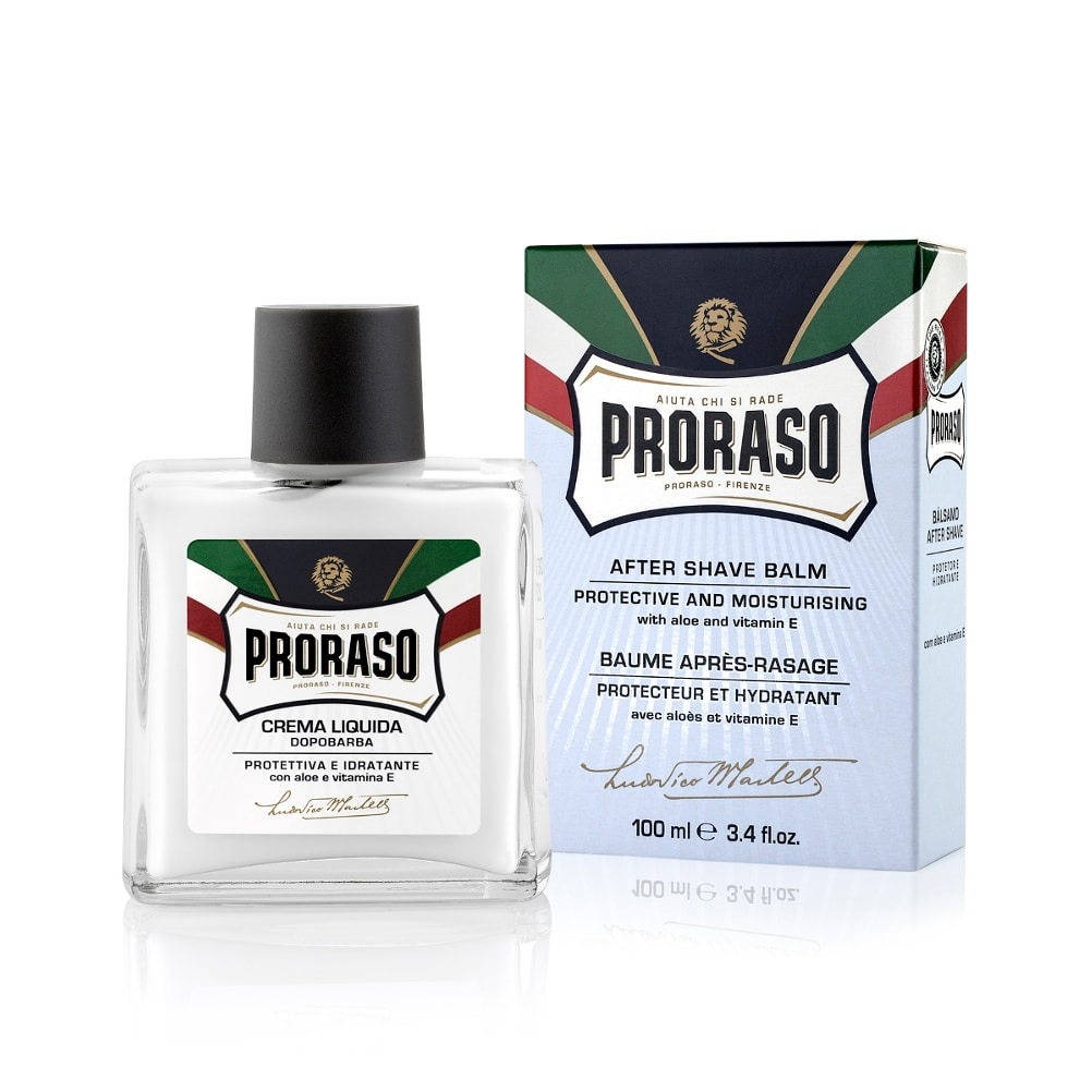 proraso e-vitamin after shave balzsam
