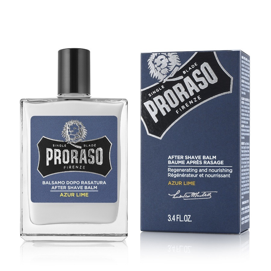 Proraso Azur Lime after shave balzsam